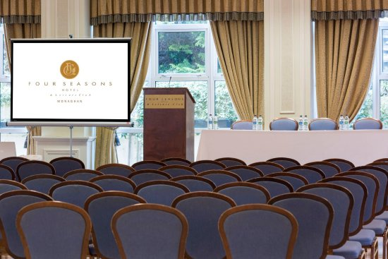Four Seasons Hotel and Leisure Club: Conferences