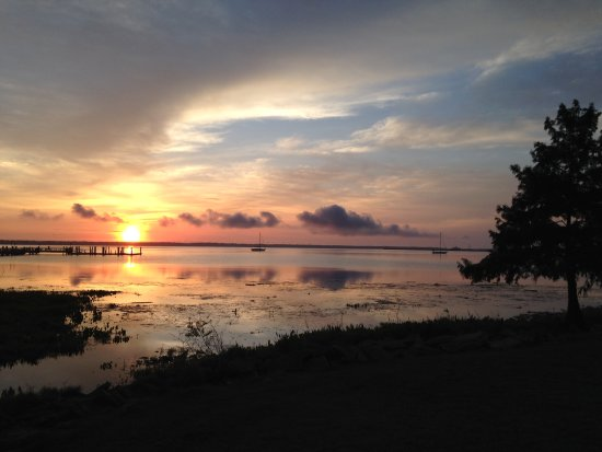 River Park Inn: Sunrise on St Johns River