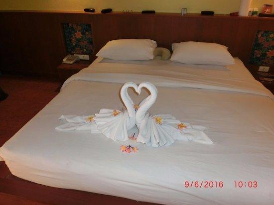 Loma Resort & Spa: Unser Zimmer 409