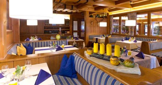 Seeböckenhotel Zum Weissen Hirschen: Restaurant 1