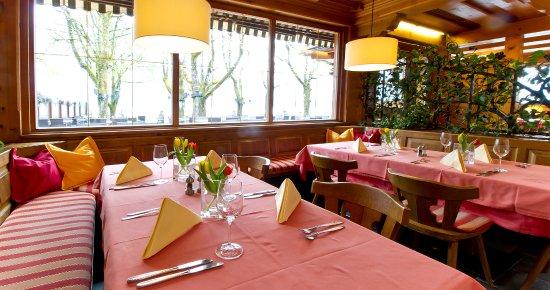 Seeböckenhotel Zum Weissen Hirschen: Restaurant 2