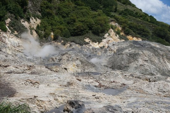 Sulphur Springs: volcano