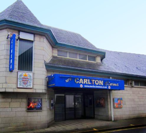 ‪New Carlton, Cinema‬