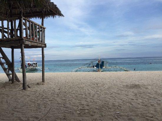 Palompon, Filipinler: Kalanggaman Island, near the place were we stayed