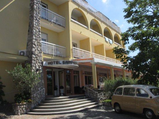 Hermitage Hotel Sant Agata Italy