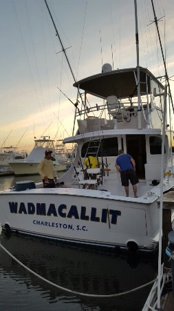 Wadmacallit Sport Fishing Charter