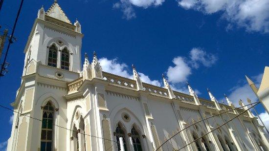 Amargosa, BA: Igreja da Praça Lourival Monte