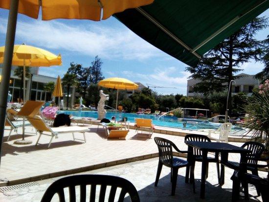 Hotel Terme Helvetia : Bar