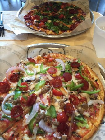 Tualatin, OR: Pieology Pizzaria