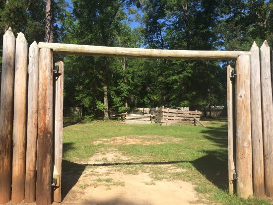 Stockton, AL: Fort Mims State Historic Site