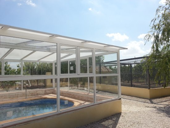 Archivel, Spain: piscina climatizada