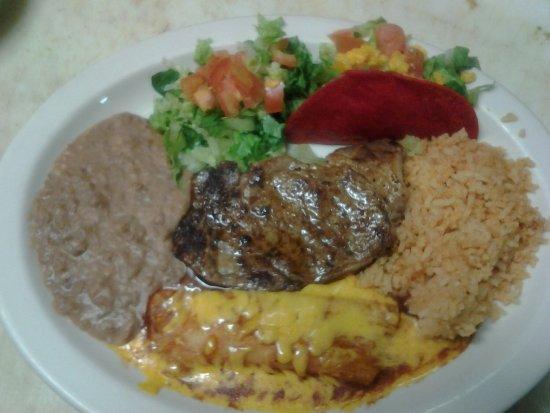Del Rio, Teksas: El Palenque Restaurant