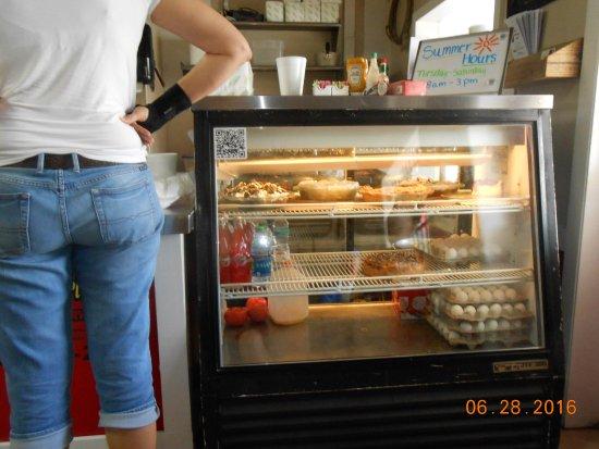Horsin Around Deli: desserts