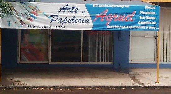 Arte y Papeleria Agruel