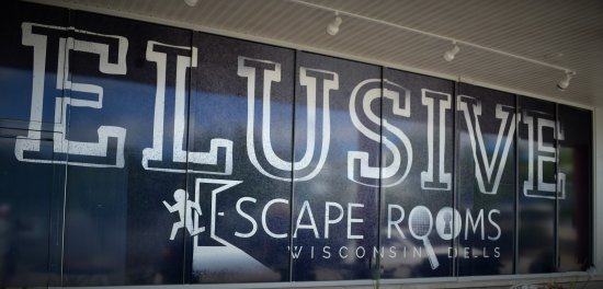 Elusive Escape Rooms