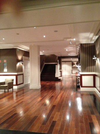 Hotel 1898: Interior view