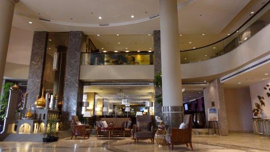 โรงแรมไอ: Lobby
