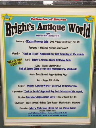 Franklin, KY: Bright's Antique World