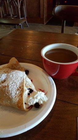 Graham, Carolina del Nord: Berries & Cream