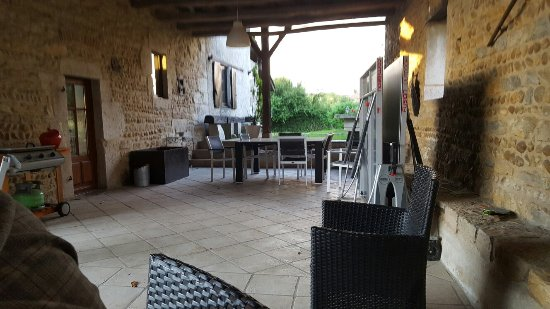 Viriat, Francia: Le Moulin de Champagne