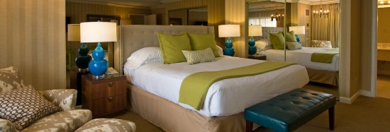 Inn at the Commons: EXECUTIVE SUITE KING BED