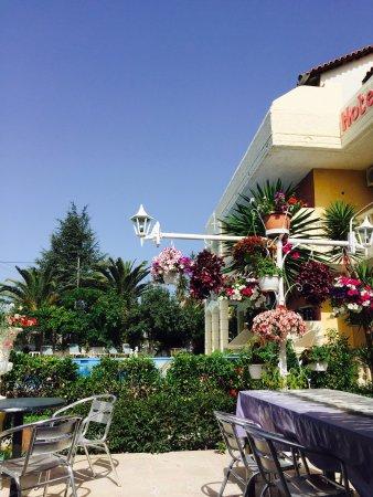 Flamingo Apartments Corfu