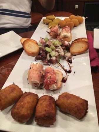 El Sbarlefo: On our plate
