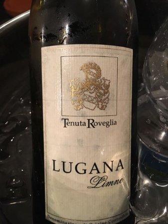 El Sbarlefo: Wine
