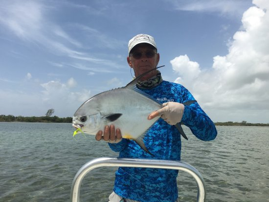 El Pescador Resort: Fishing at El Pescador is world class.