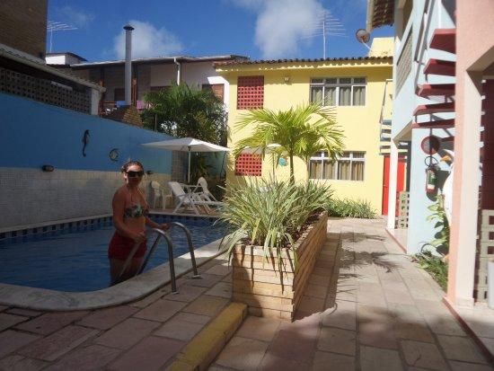 Pousada Cantinho do Porto: Com piscina.