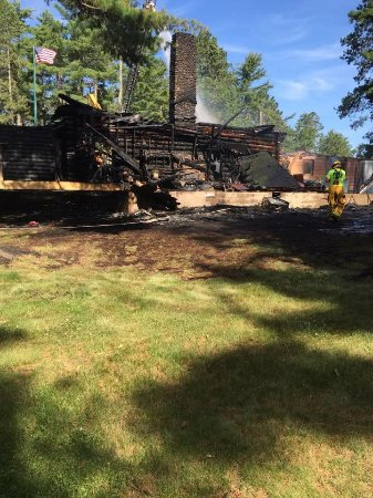Emily, MN: Fire destroys Bungalow