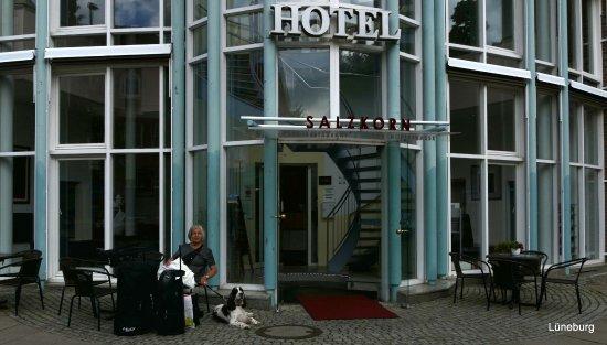 Hotel Bargenturm: Klar til afrejse - men vi kommer snart tilbage!