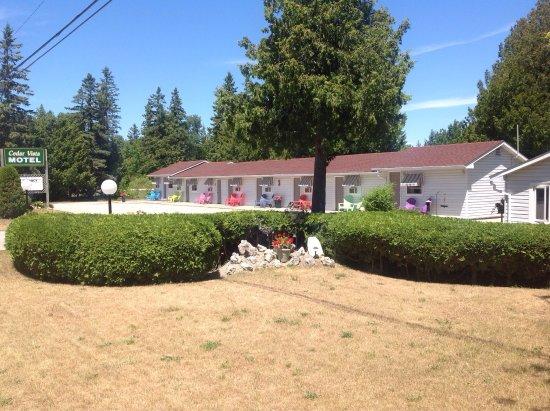 Cedar Vista Motel照片