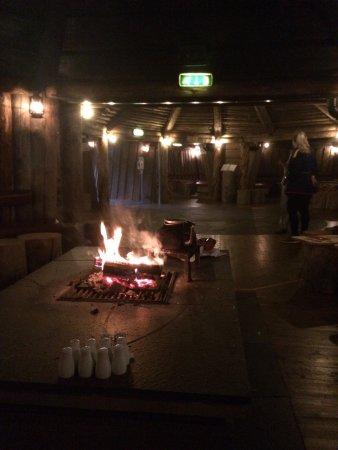 Karasjok, Noruega: Storgammen Restaurant