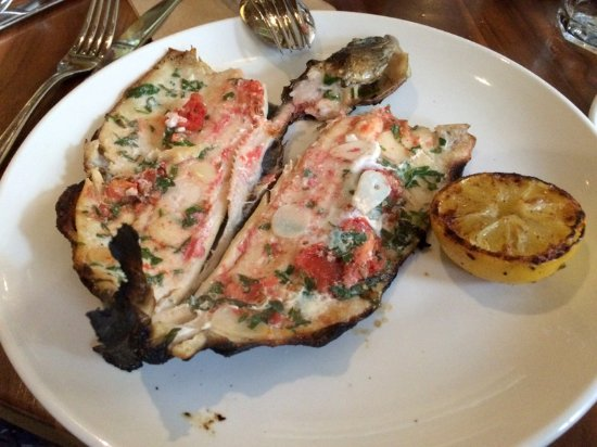 Grilled Fish - Picture of The Annex