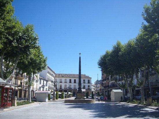 Baeza Old Town