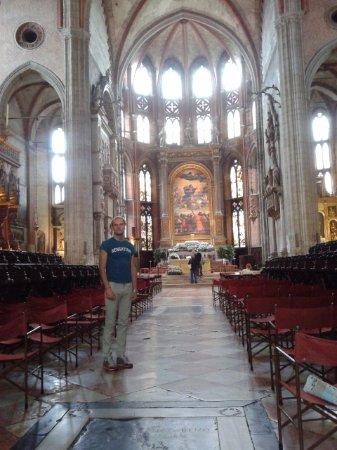 Santa Maria Gloriosa dei Frari: L'Assunta del Vecellio