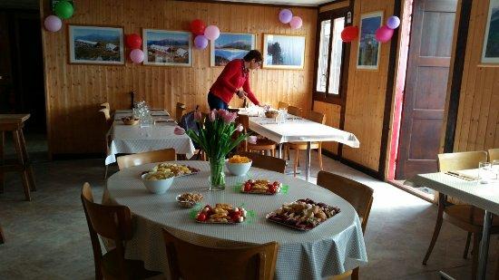 Lumino, Suiza: Osteria Saurù