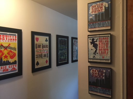 Hatch Show Print: some of my collection