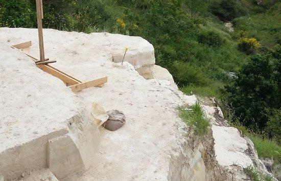 Abbateggio, Italia: ecomuseo scavi
