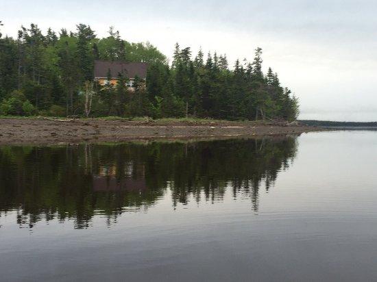 Cleveland, Canada : Yellownose Haus Cape Breton Island Neuschottland
