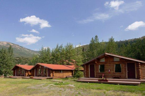 Kantishna Roadhouse: Cabins met 4 kamers per cabin