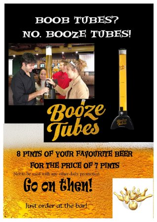 Booze Tube to share