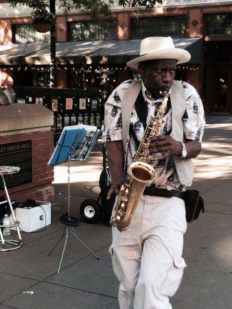Market Square: Hear the music!