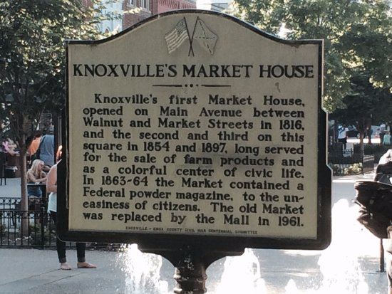 Market Square: Historical info