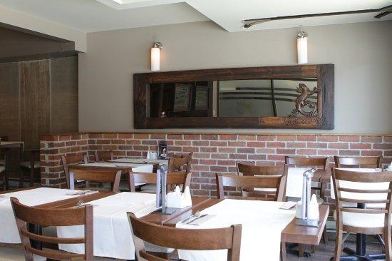 Victoriaville, Canada: Salle à manger