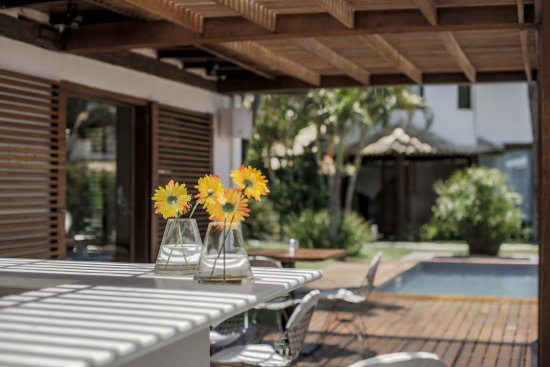 Serena Hotel Boutique Buzios: Areas verdes