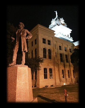 The Ghost Wagon Tour of Belton Texas  - Picture of Ghost