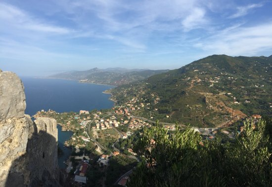 La Rocca : From the top