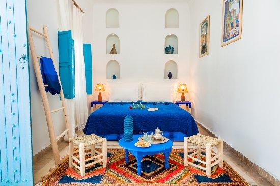 Riad Chamali : chambre double